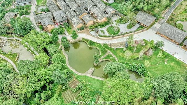 雅溪围屋旅游景点图片