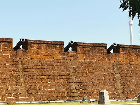 马六甲古炮台