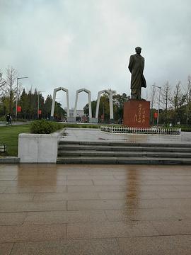 湘潭大学旅游景点攻略图