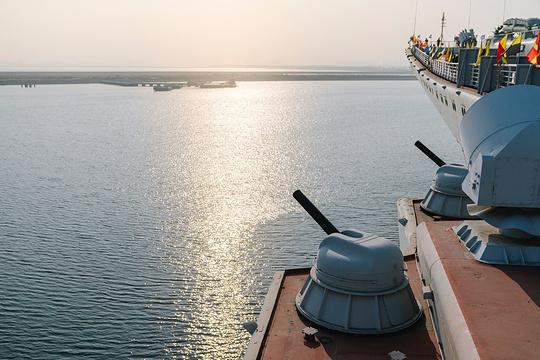 泰达航母主题公园旅游景点图片