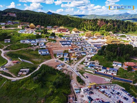 郎木寺镇旅游景点图片