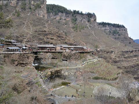 悬空村旅游景点图片