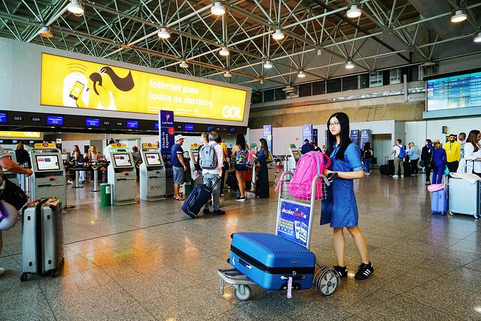 里约热内卢/加利昂国际机场(AeroportoInternaci图片