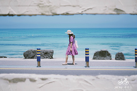JEJU|济州岛的风,吹过橘子味的海边
