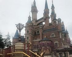 上海迪士尼两日亲子游