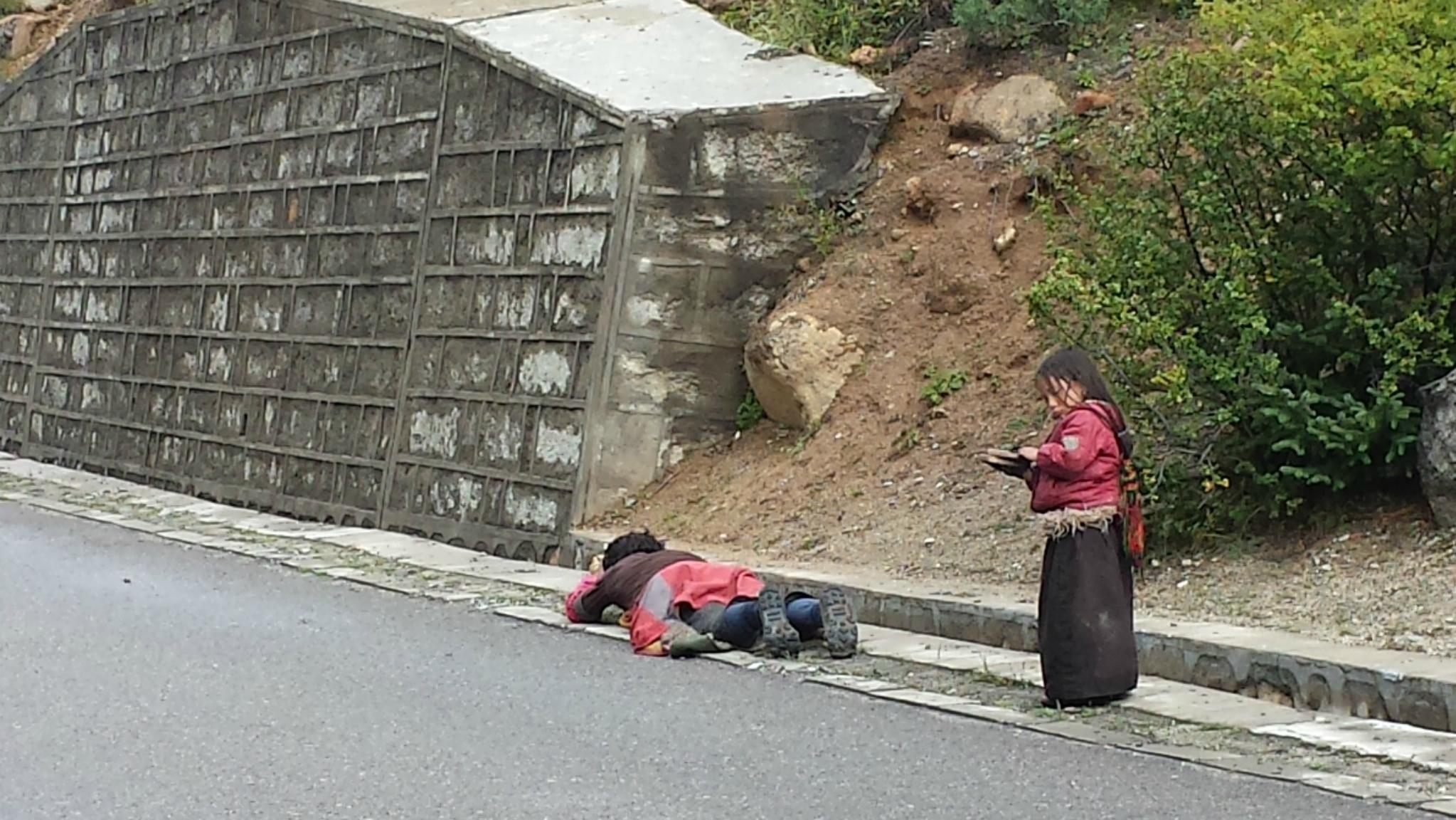 川藏南线徒行-西藏篇—信念在脚下,一步一步去完成你的世界吧!
