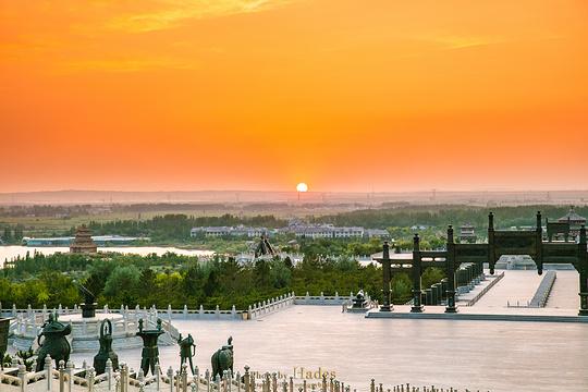 中华黄河坛景区旅游景点图片