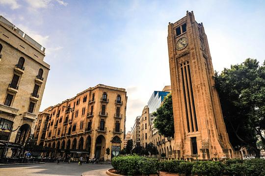 钟楼广场旅游景点图片
