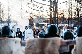 【冬季内蒙古七日自由行】雾凇、驯鹿、那达慕,期待的冰雪世界