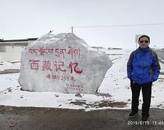 2019单车自驾川藏318线、317线、219新藏线。