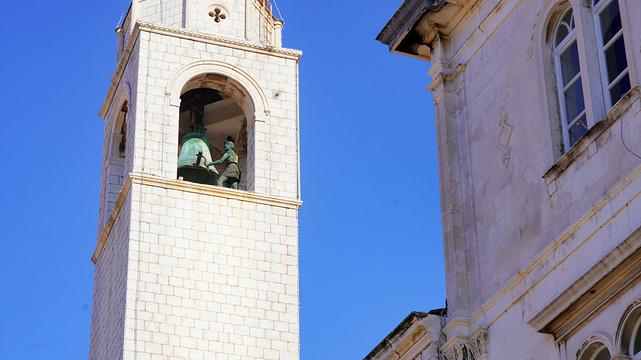 杜布罗夫尼克古城堡旅游景点图片