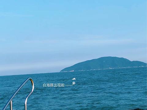桂山岛旅游景点攻略图
