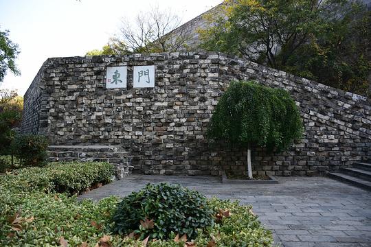 中华门瓮城旅游景点图片