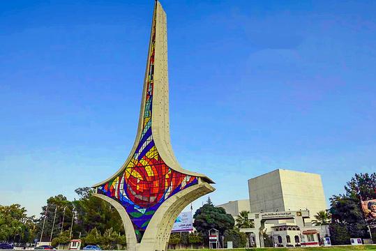 大马士革剑旅游景点图片