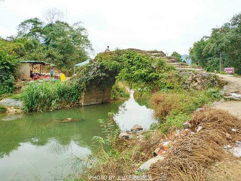 小赵州桥旅游景点攻略图