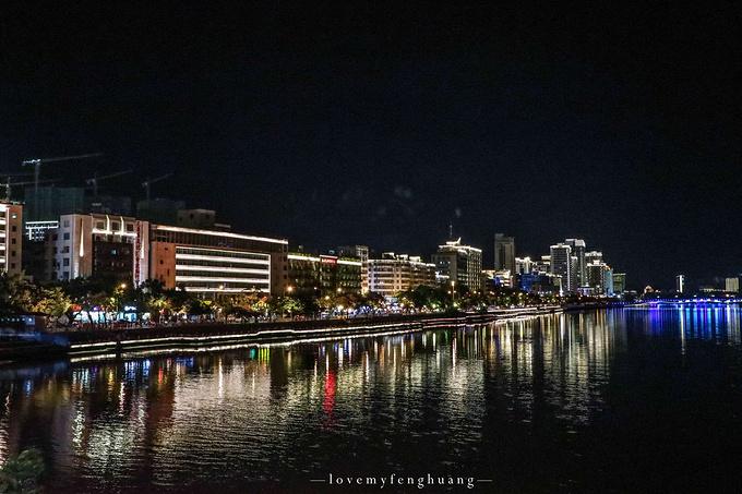 三亚河图片
