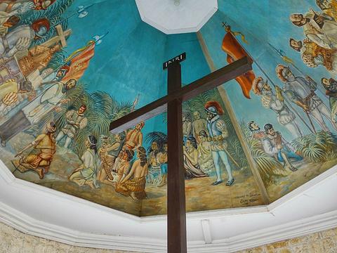 麦哲伦十字架旅游景点图片