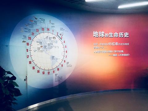 武汉科技馆旅游景点攻略图