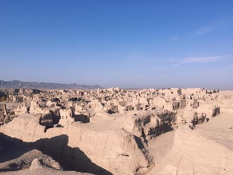 交河故城旅游景点攻略图