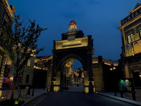 华谊兄弟电影世界旅游景点图片