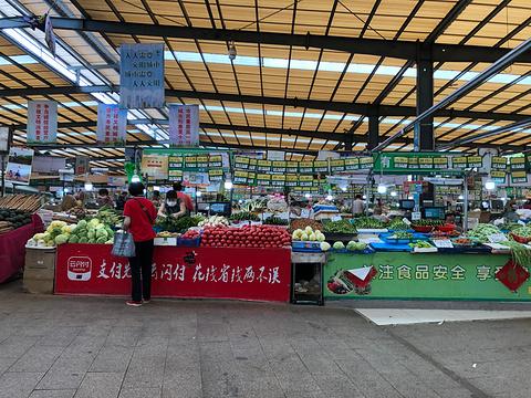 团岛农贸市场(团岛四路)旅游景点图片