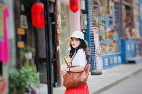 阳朔西街美食街旅游景点攻略图