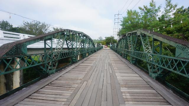 二战纪念桥旅游景点图片