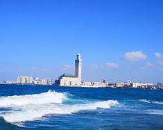 一半海水一半火焰-去色彩斑斓的摩洛哥寻梦