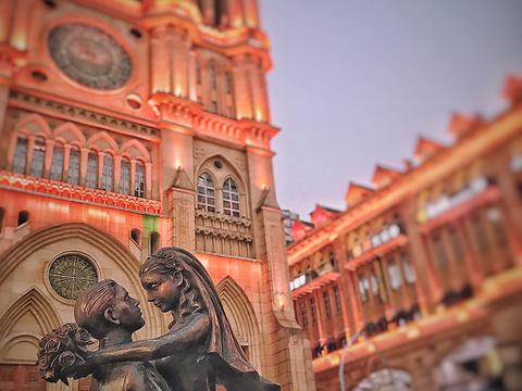 光谷广场站旅游景点图片