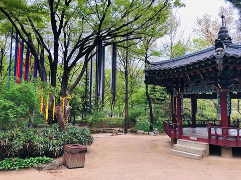 韩国民俗村旅游景点图片