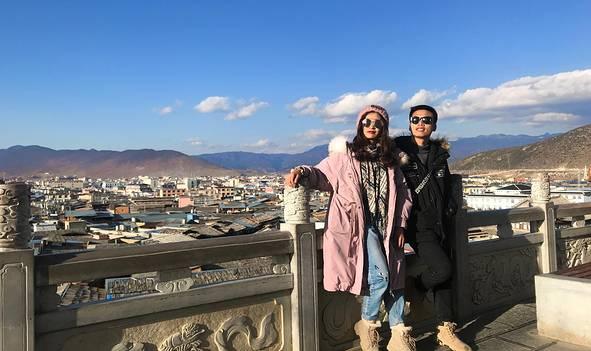 90后小夫妻的南宁-云南自驾蜜月之旅