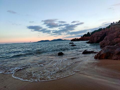 第一海水浴场旅游景点图片