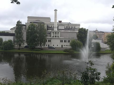 拉脱维亚国家歌剧院旅游景点攻略图