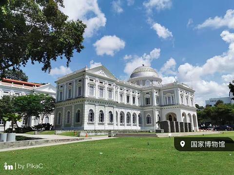 新加坡国家博物馆旅游景点图片