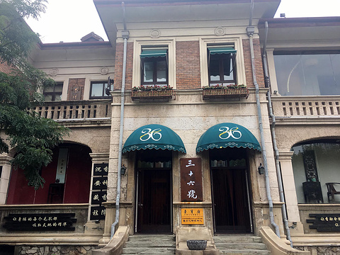 意大利风情区旅游景点攻略图