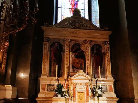 圣伊什特万圣殿旅游景点图片