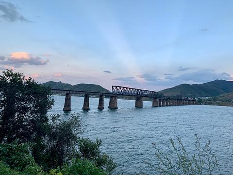 河口断桥旅游景点图片
