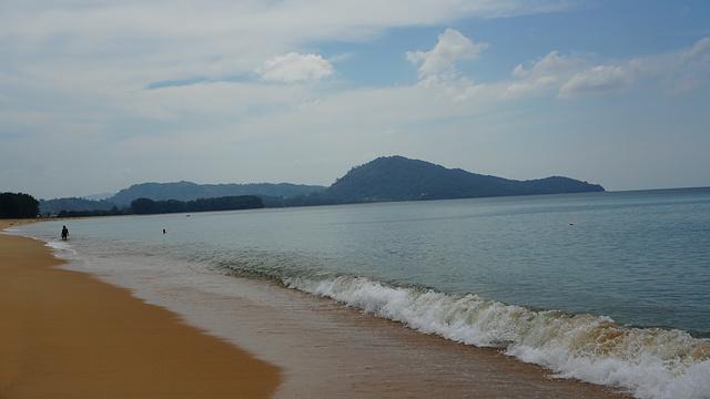 迈考海滩旅游景点图片