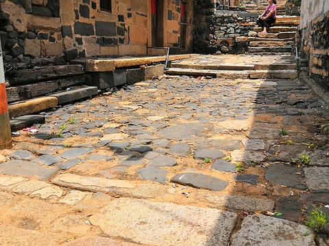 明代古城镇海卫旅游景点图片
