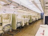 爱唯飞机主题餐厅