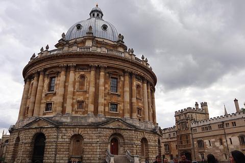 牛津旅游图片