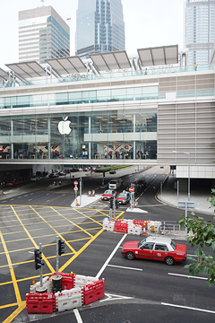 香港ifc商场
