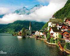 二十一天漫游欧洲之第十三站--人间天堂哈尔施塔特