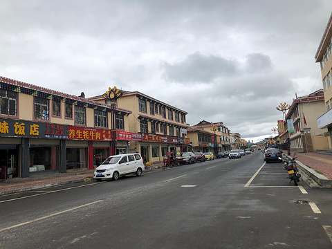 红原县城旅游景点图片