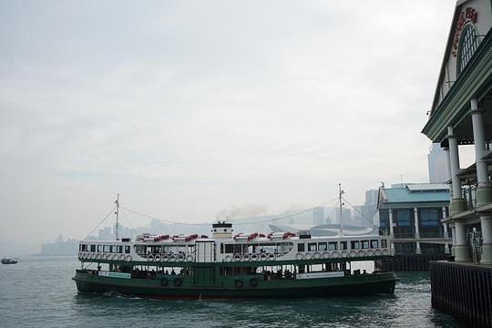 中环码头旅游景点图片
