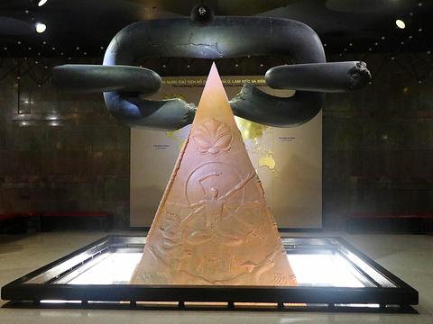 胡志明纪念馆旅游景点图片