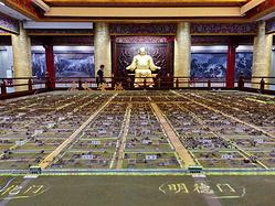一场只属于我们两父子的旅行——35天9省区畅游祖国壮丽山河之陕西-宁夏篇