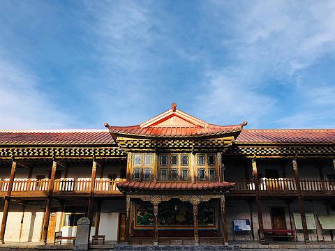 东竹林寺旅游景点图片
