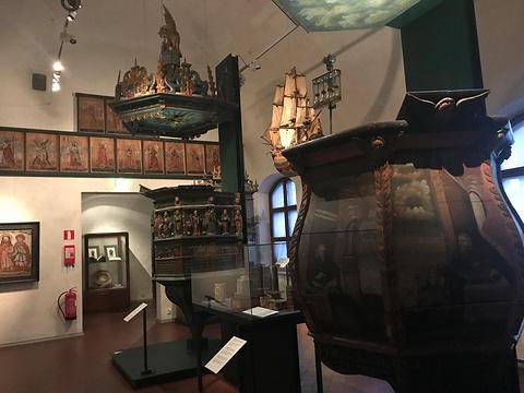 芬兰国家博物馆旅游景点图片